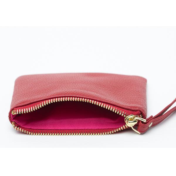Kelly Wristlet Red