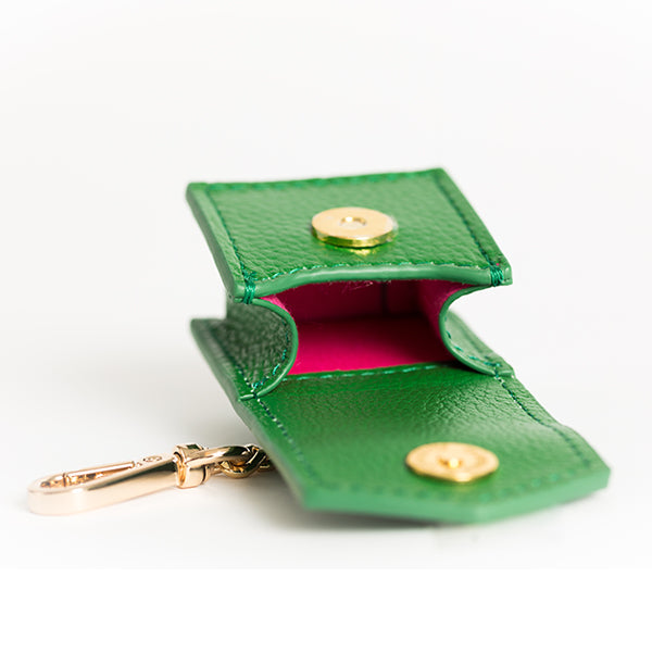 Lilly Green Keychain / Airpod Case