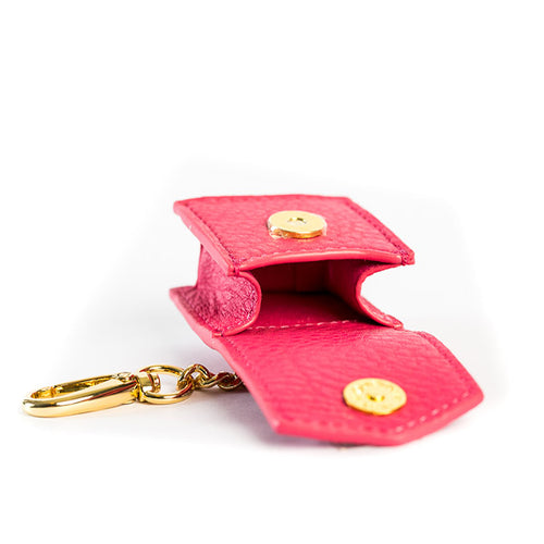 Lilly Pink Keychain / Airpod Case