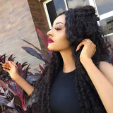 LACE FRONT WIG Synthetic 16""