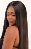 STRAIGHT HAIR 3BUNDLES FREE LACE FRONTAL