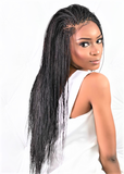 Lace front Wig Senegalese Twist 18""