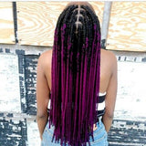 Kanekalon Jumbo Braids ombre hair