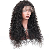 180% Density Lace Front Wig Pre Plucked Hairline