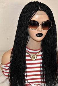 Micro Twist Full Lace Wig. 18""