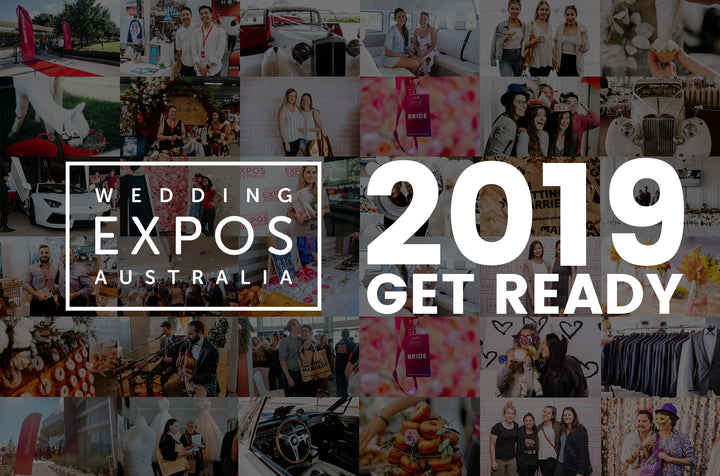 Wedding Expo August 19th Sydney Showground