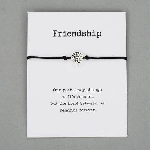 Friendship Tree Bracelet