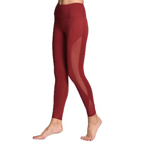 Yoga Compression Pants