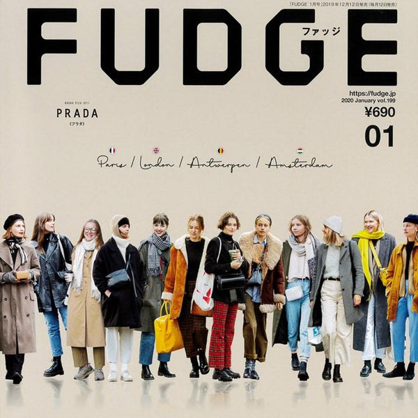 FUDGE January Issue