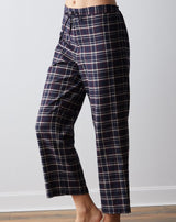 Tani Comfort Light Flannel Pants in P1356 colour
