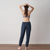Tani Comfort Athletic Pants in 1032 midnight navy colour