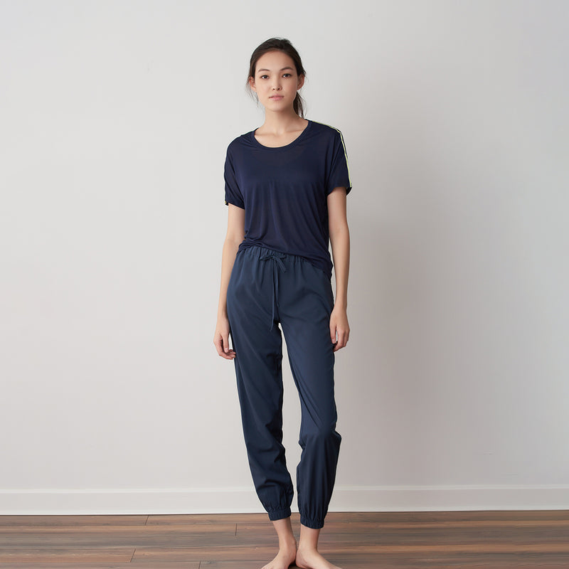 Tani Comfort Athletic Pants in  colour