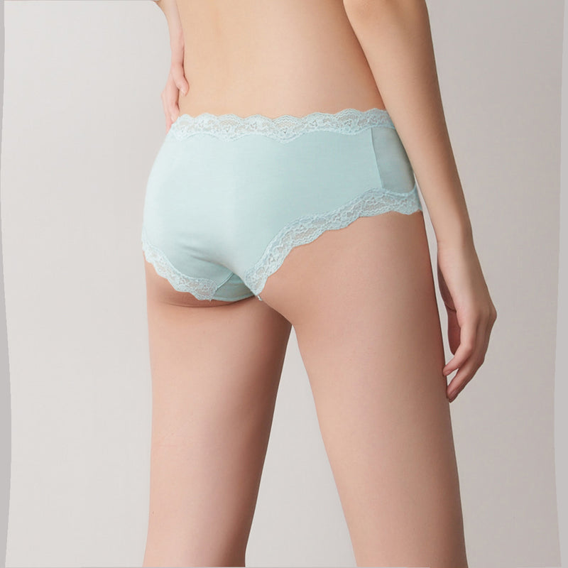 Tani Comfort Silktouch Panty in 1031 mint colour
