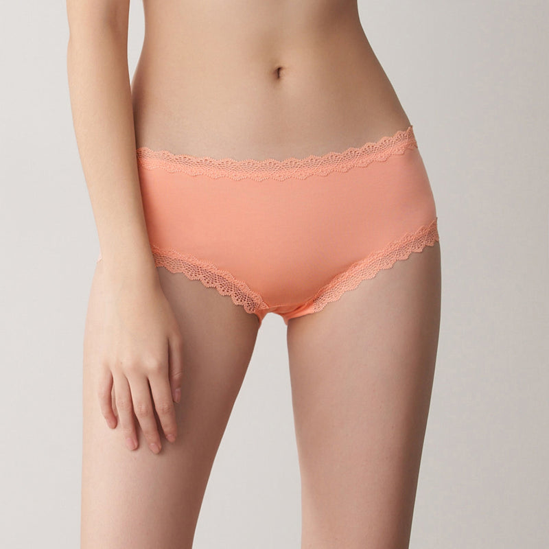 Tani Comfort Silktouch Panty in 366 cantaloupe colour
