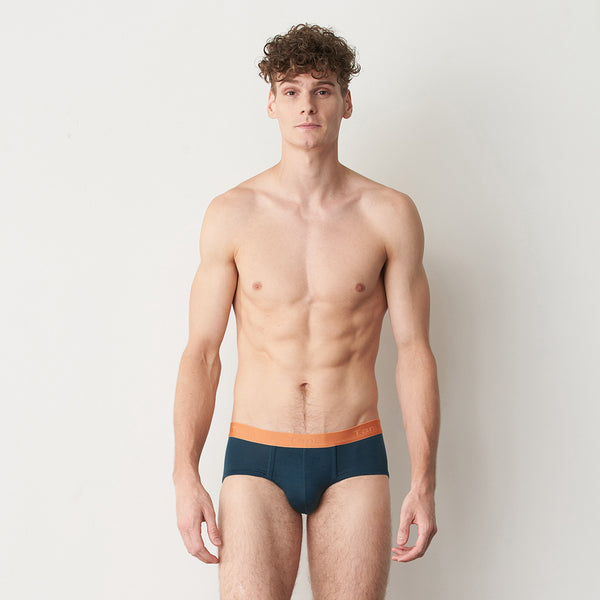 Silktouch Jacquard Waistband Brief