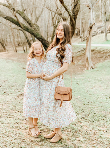 Womens Mommy & Me Matching Dress (Plus Sizes Available)