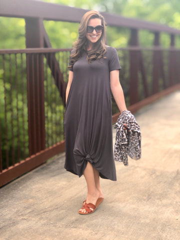 Womens Swing Dress (Plus Sizes Available)
