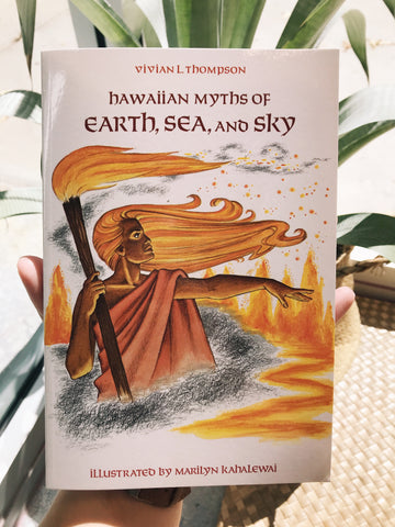 NOʻEAU BOOKS - Hawaiian Myths of Earth, Sea, and Sky - Noeau Designers