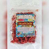 HAWAIIAN ADDICTIONS - Li Hing Lemon Peel Gummy Bears - Noeau Designers