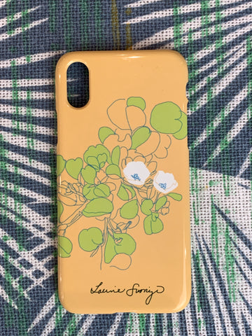LAURIE SUMIYE - iPhone X Cases - Noeau Designers