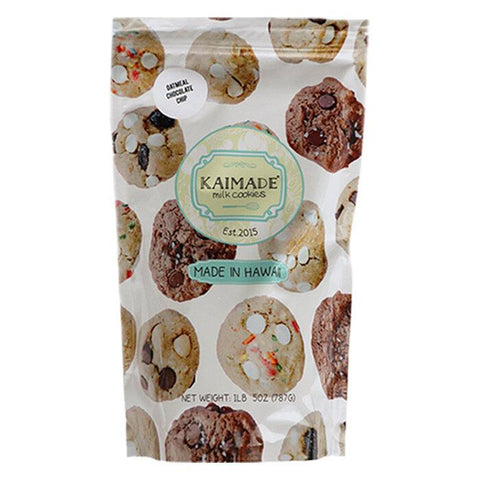 KAIMADE - Oatmeal Chocolate Chip Lactation Dry Cookie Mix - Noʻeau Designers