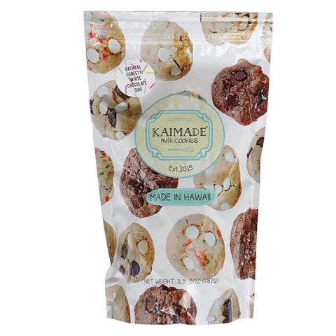 KAIMADE - Oatmeal Confetti White Chip Lactation Dry Cookie Mix - Noʻeau Designers