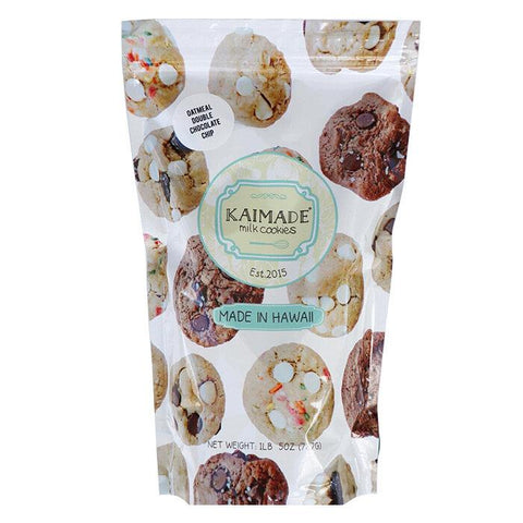 KAIMADE - Oatmeal Double Chocolate Chip Lactation Dry Cookie Mix - Noʻeau Designers