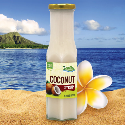 DIP INTO PARADISE - Coconut Syrup - Noeau Designers