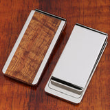 NATIVE BLENDS - Koa Money Clips - Noeau Designers