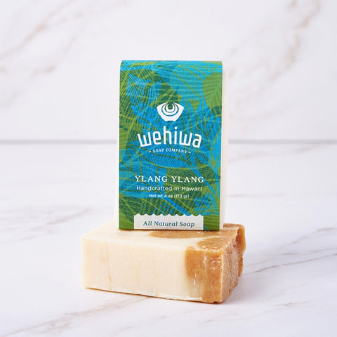 Wehiwa Soap Co Ylang Ylang