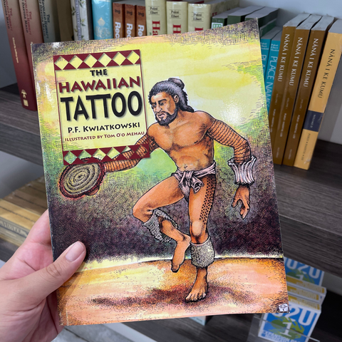 NO'EAU BOOKS - The Hawaiian Tattoo - Noeau Designers