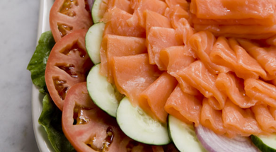 Lox (Smoked Salmon) - 500g