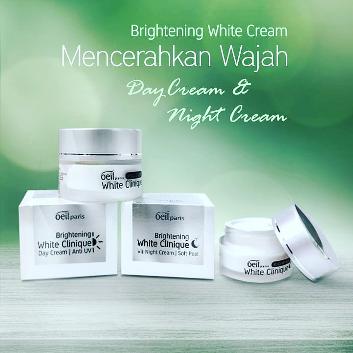 Oeil paris night cream