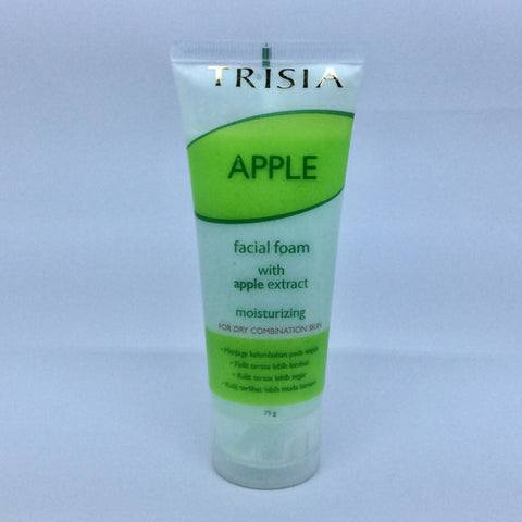TRISIA Wrinkle Defiance Facial Foam Apple