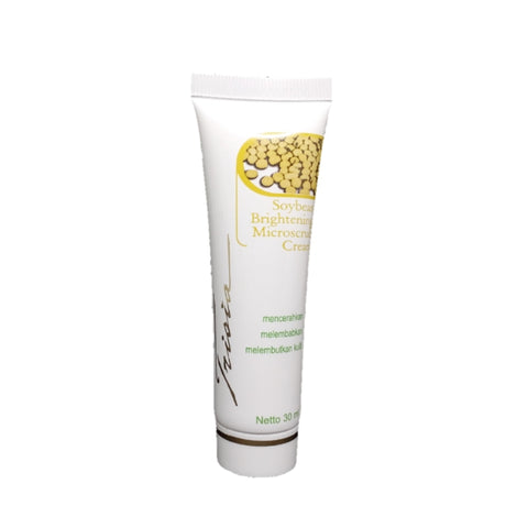 Soybean Whitening Microscrub Cream