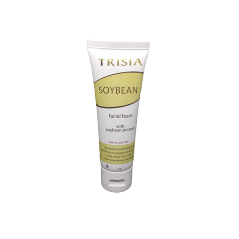 Soybean Whitening Facial Foam