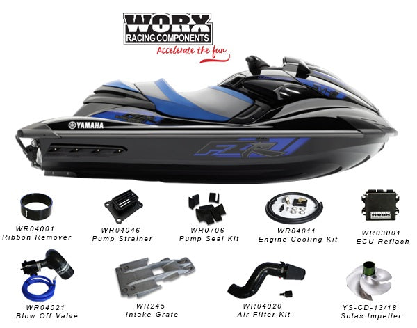 Worx Performance Kits – Page 3 – Australian Jet Ski Parts