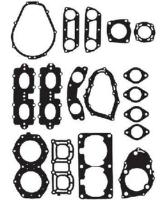 Yamaha 701 (Dual Carb Model) Complete Gasket Set