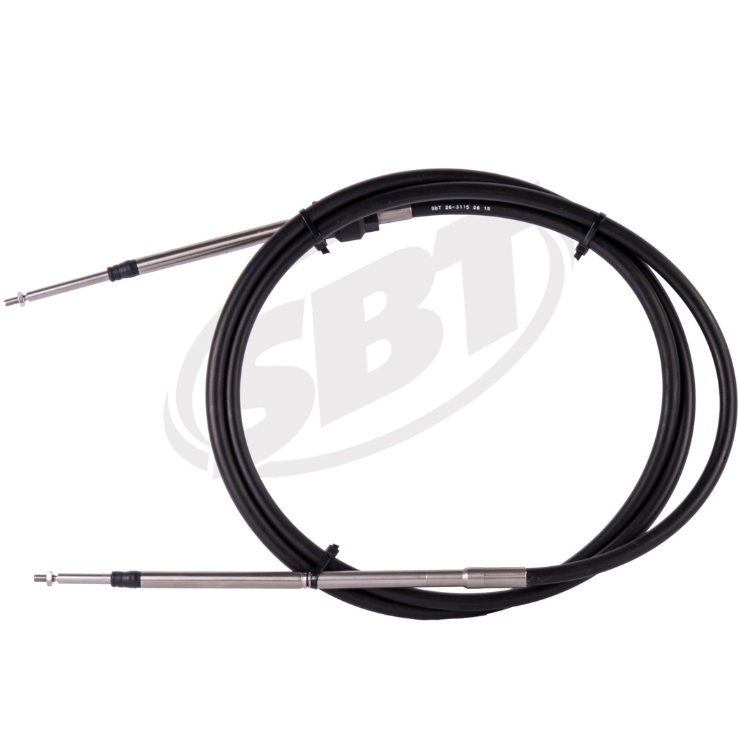 SBT Sea-Doo Steering Cable XP /XP LTD /XP DI 277000773 1998 1999 2000 2001 2002 2003