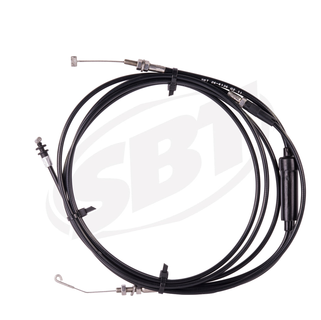 SBT Sea-Doo Throttle Cable 3D RFI 277001208 2004
