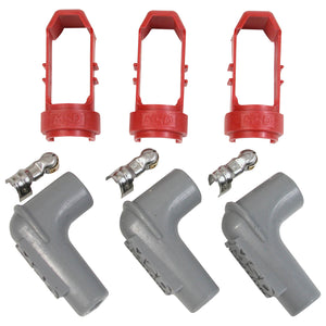 3 Cyl Sparkplug Boot Retainer Kit
