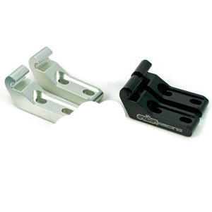 Superjet Hood Hook Set - Silver