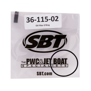 SBT Sea-Doo Spark Oil Filter O'Ring 420650500 Spark 903 DT/903 NA/900 ACE/900 HO ACE 2up/900 HO ACE 3up/900 HO ACE/2 up/3 up 2014 2015 2016
