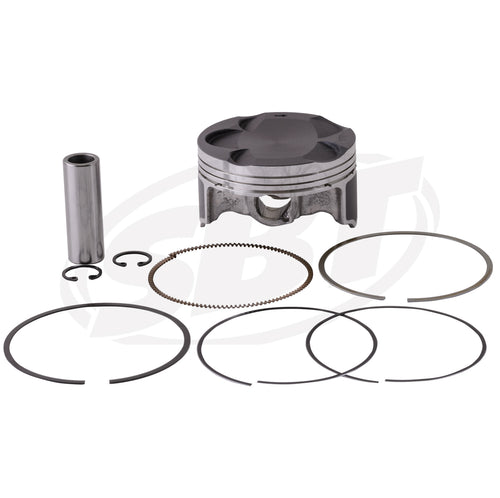 SBT Yamaha Piston & Ring Set 1100 FX 140 HO /FX Cruiser HO /SX 230 HO /VX 110 6D3-11631-00-B0 2004 2005 2006 2007 2008