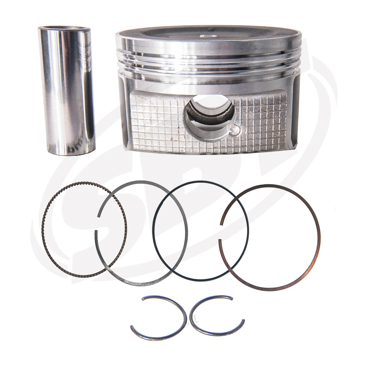SBT Yamaha Piston & Ring Set 1.8L N /A FX Cruiser HO /FX