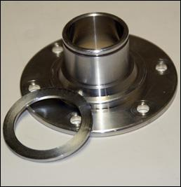 R&D Kawasaki Ultra 250 / 260 Billet Supercharger Wheel Hub Kit *SALE*