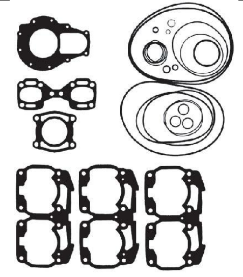 Sea-Doo 800 DI Model Complete Gasket Kit