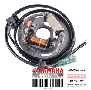 Yamaha OEM Complete 62T Electrical Stator
