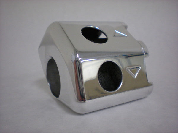 PJS Billet VTS Switch Housing, Polished