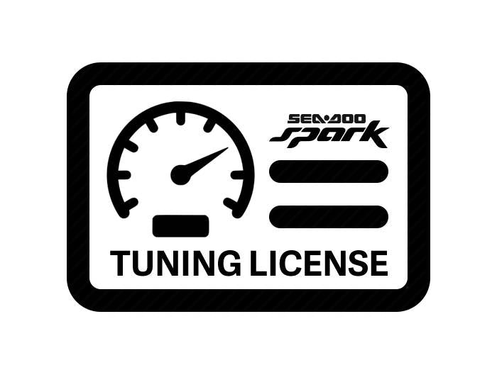 Maptuner Tuning Licence by Riva - Sea-Doo Spark